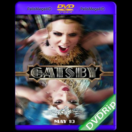 EL GRAN GATSBY (2013) DVDRIP ESPAÑOL LATINO