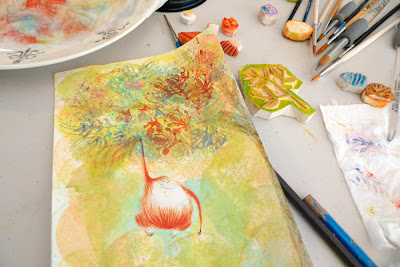 Ateliers créatifs librairie Claire Lebourg