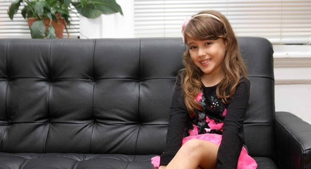 Freshadenu News Cute 8 Year Old Starting To Realize How