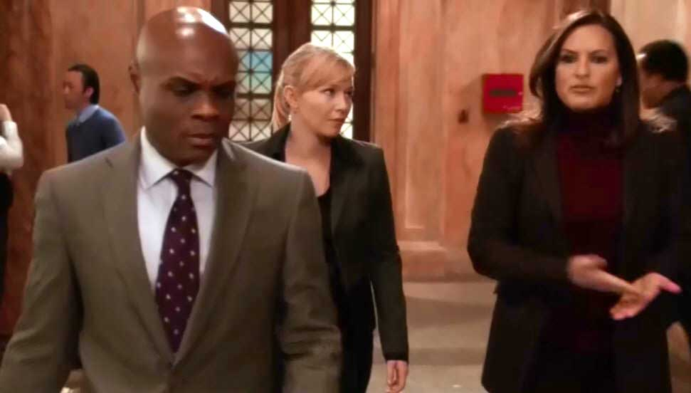 PreviousNext. Previous Image Next Image. All Things Law And Order Law Order  Svu Presumed Guilty