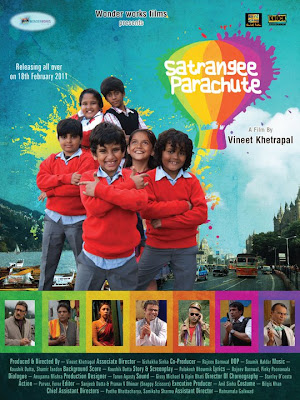Satrangee Parachute (2011), Satrangee Parachute (2011) - DVDScR - Mp4 Mobile Movies Online
