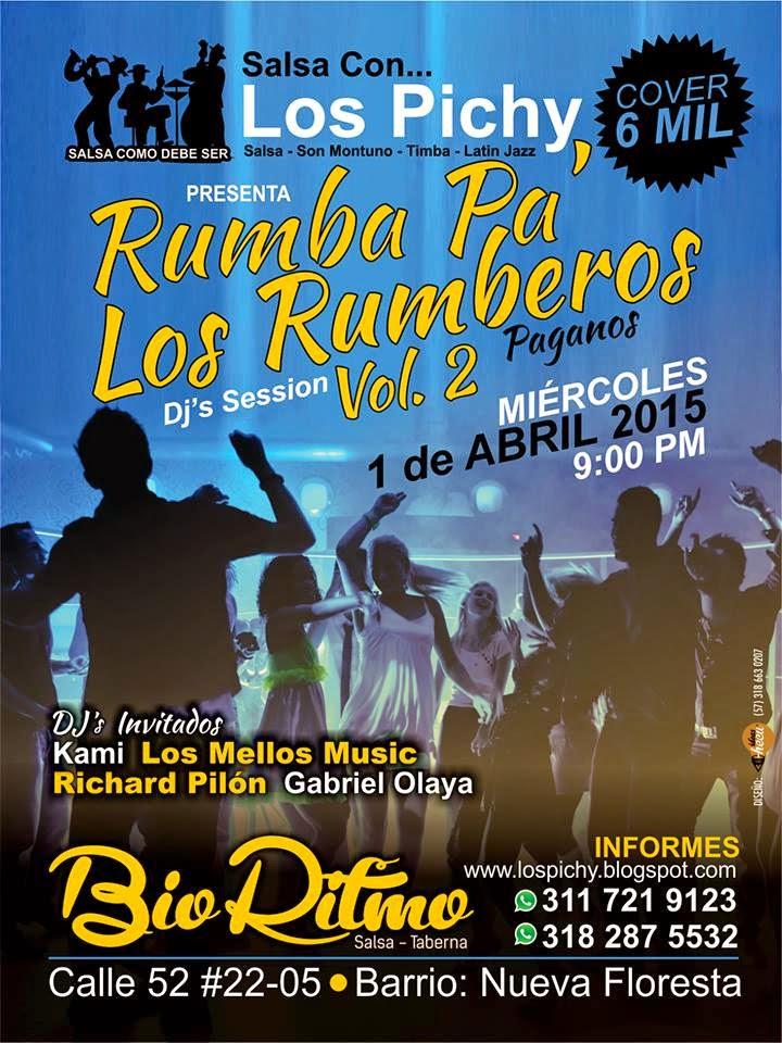 Rumba Pa Los Rumberos Vol 2