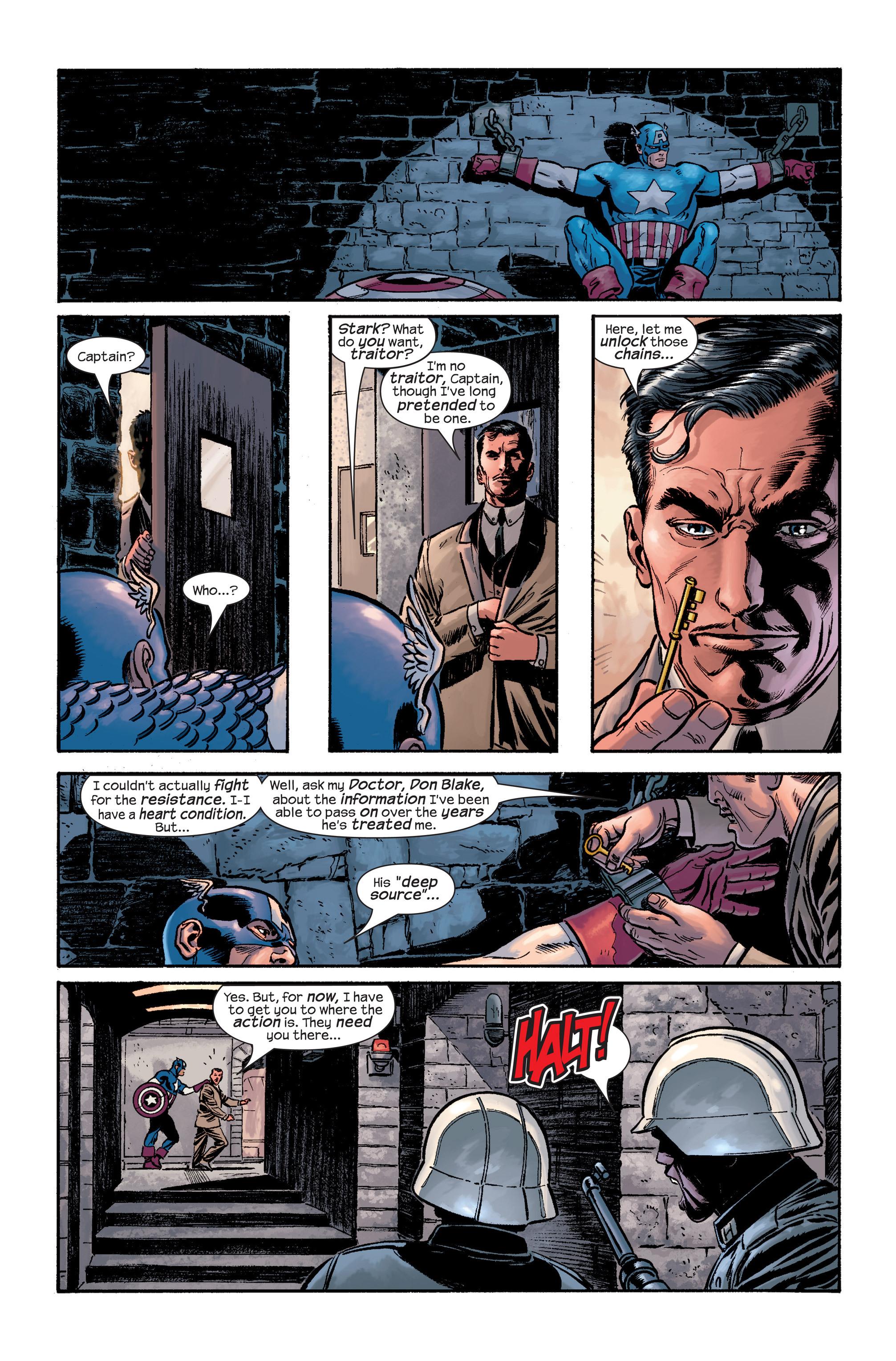 Captain America (2002) Issue #19 #20 - English 22