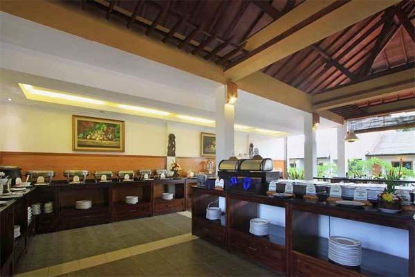 Restoran Kuta Lagoon Resort
