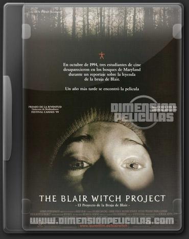 El Proyecto Blair Witch (DVDRip Inglés Subitulado)