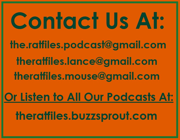 The Rat Files Podcast