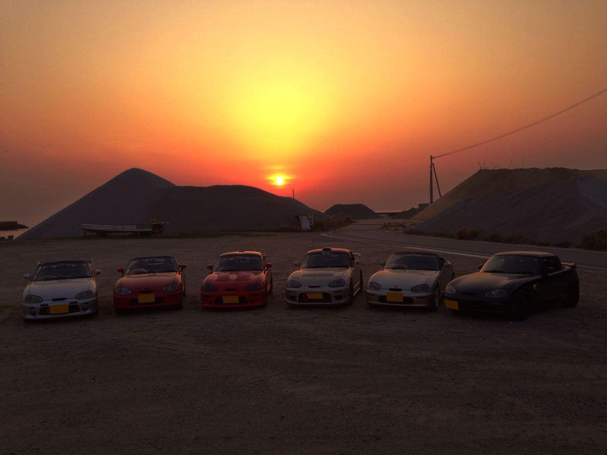 Suzuki Cappuccino, małe sportowe samochody, kei car, 3-cylindrowy silnik turbo, napęd na tył, japońskie auta, zdjęcia, JDM