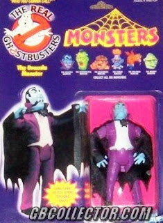 Kenner REAL Ghostbusters Monsters Dracula Figure