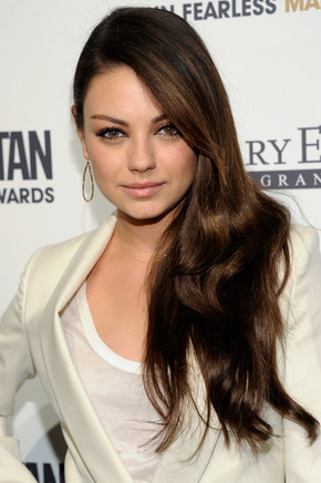 justin timberlake mila kunis dating. Well Mila Kunis sure is