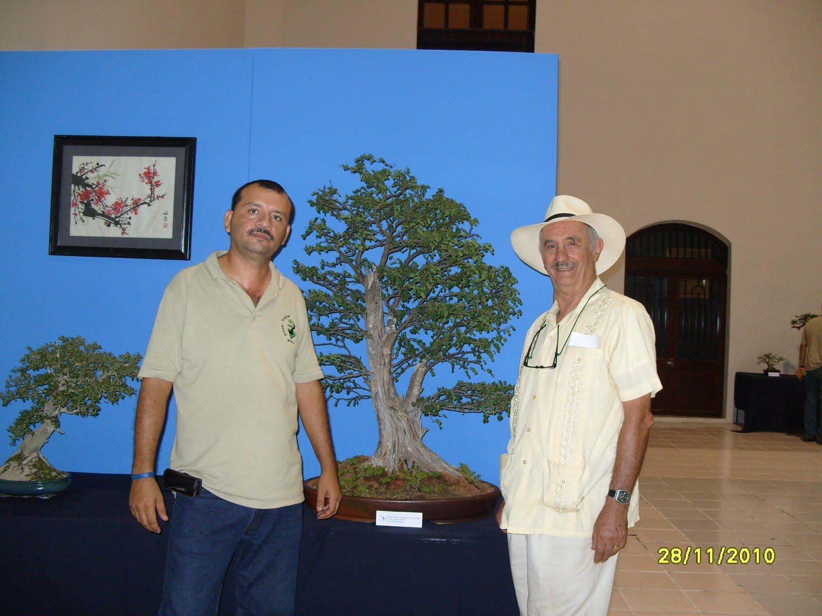 Con el Maestro Guillermo Castaño felab 2010