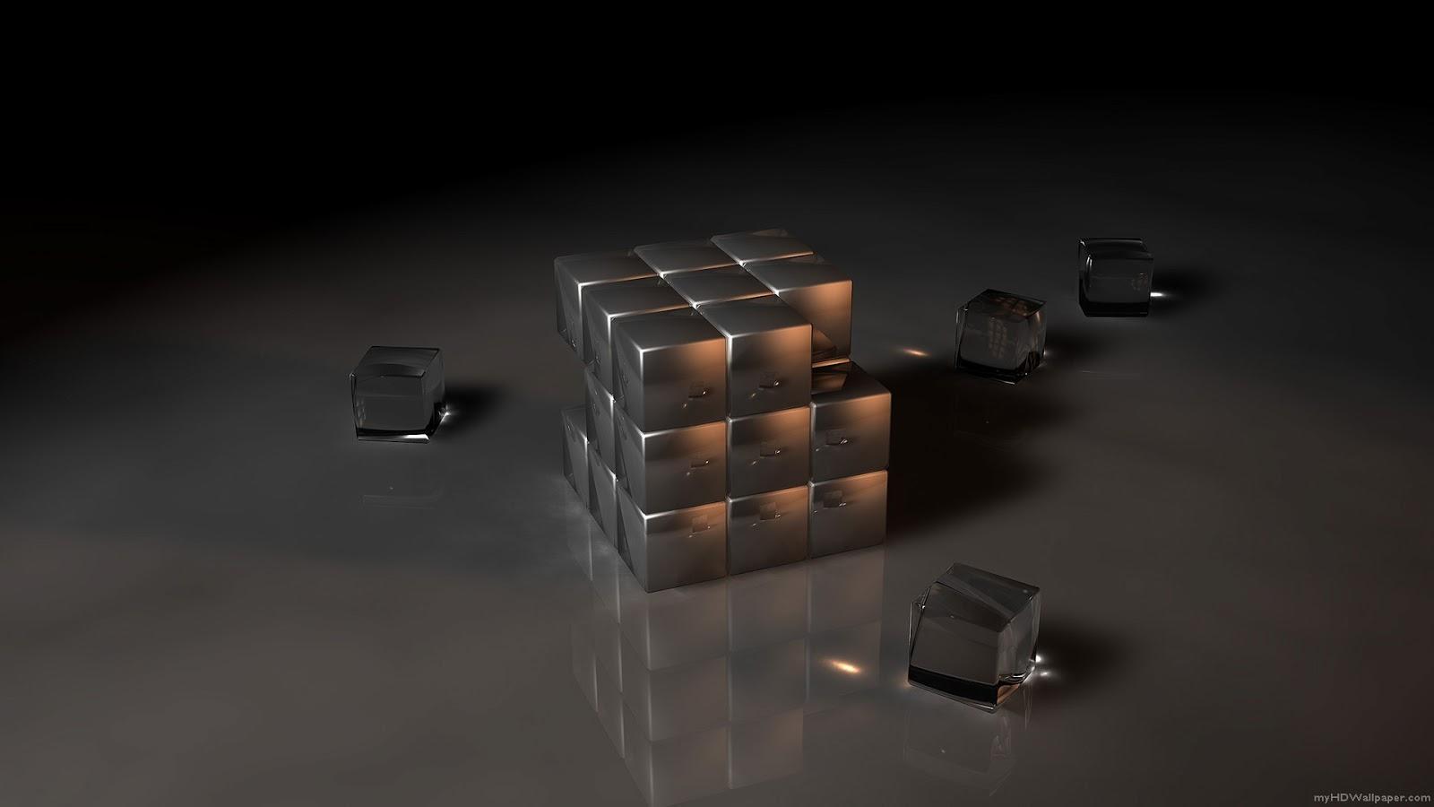 Gambar Gambar Keren 3D Wallpaper
