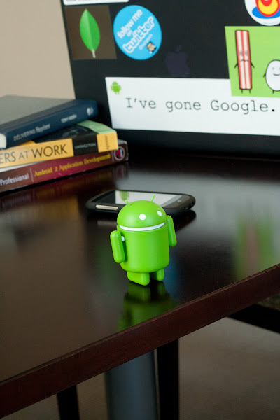 An Android Photoshoot with my new Camera Lens