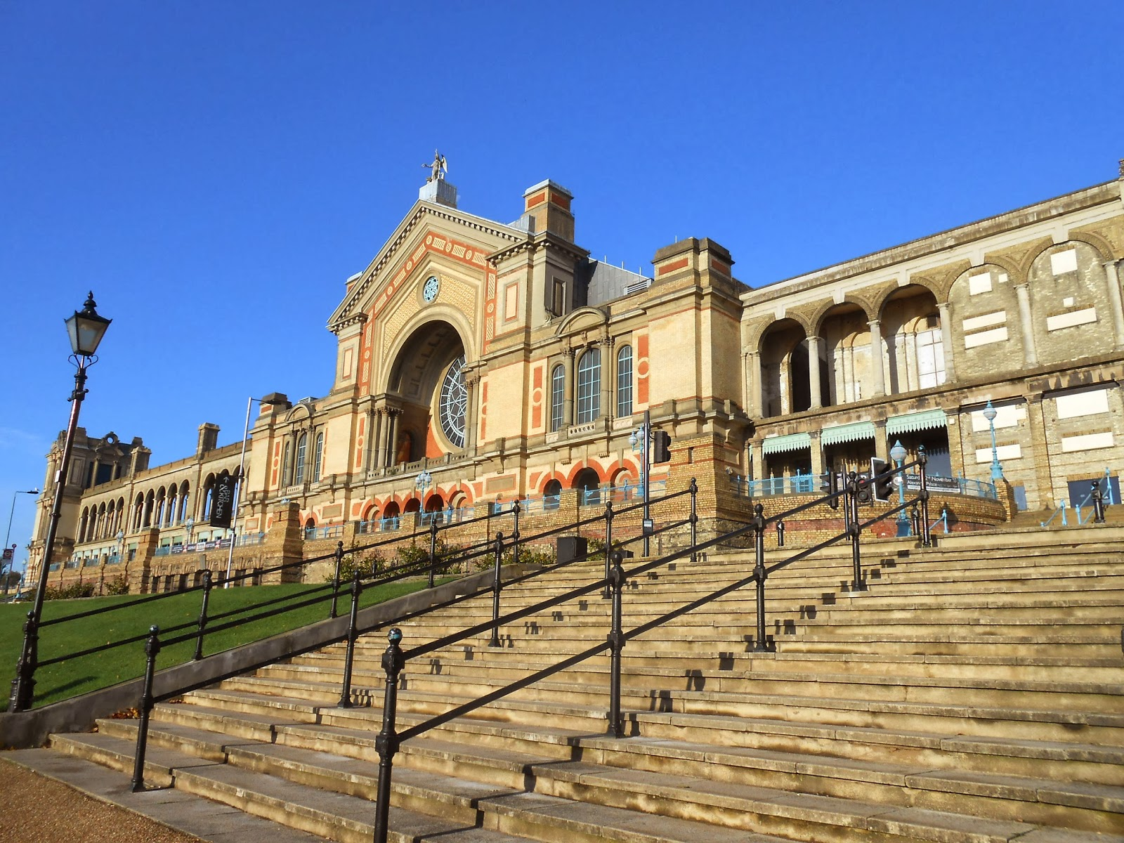 Mother Amma in London - The Hugging Saint -Alexandra Palace
