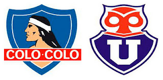 Colo Colo vs U de Chile En Vivo