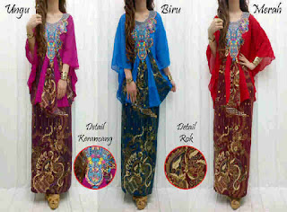Stelan Batik Cantik fit to XL