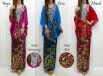 Stelan Batik Cantik SOLD OUT