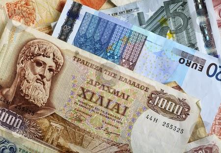 Drachma to Euro
