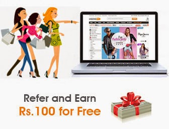 Jabong Loot Offer : Earn Rs.100 for free