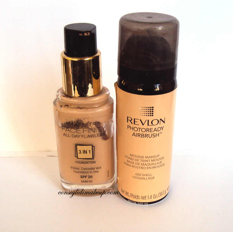 revlon fondotinta photoready airbrush