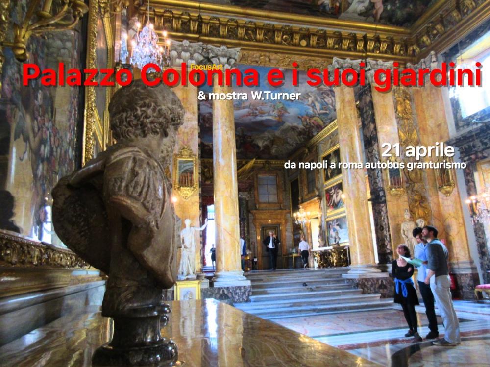 Il Barocco  di Palazzo Colonna
