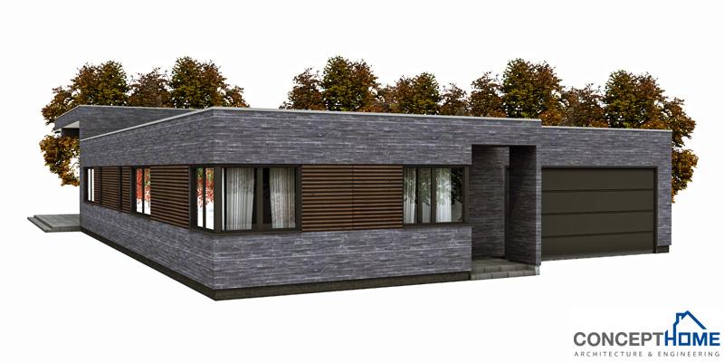 Australian house plans modern house plan ch147 for Concept home com
