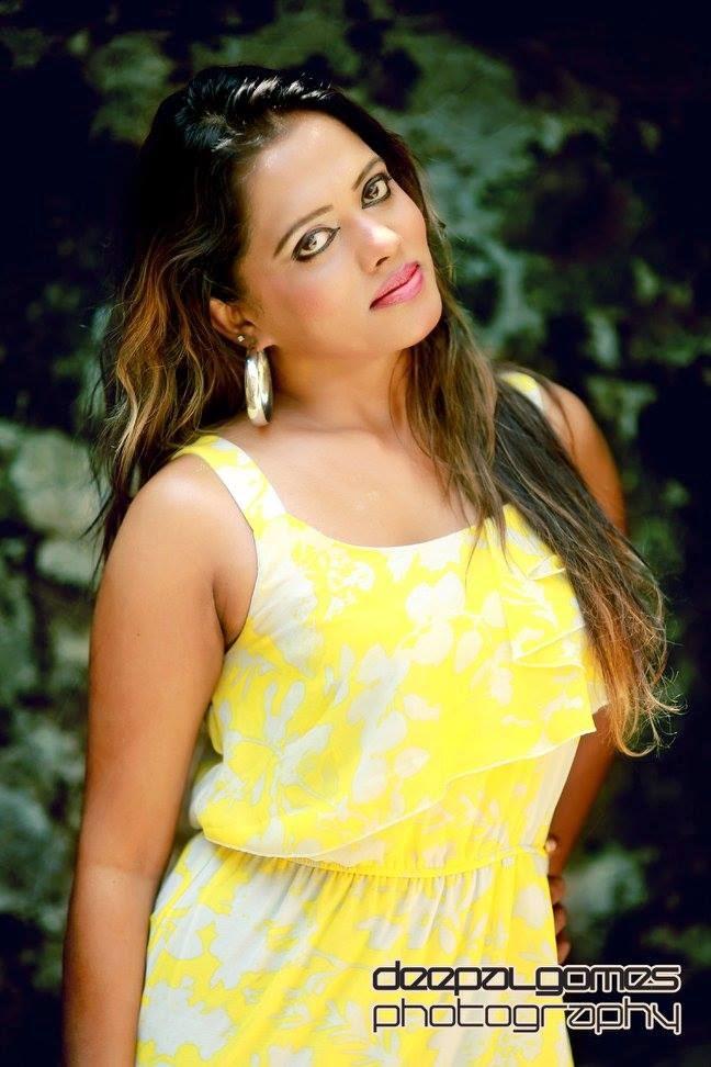 chandi Yellow Dress