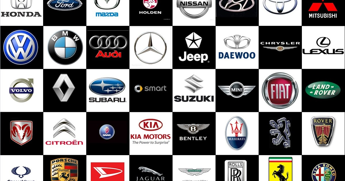 Car Brands Starting With P >> Consumer Behavior Influences Of Car Brand Names On Consumer