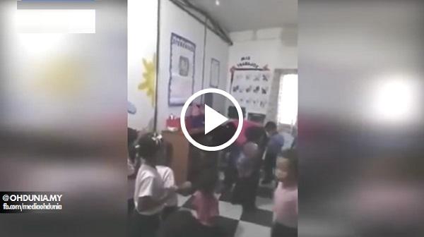 Video: Pengasuh Suntik Punggung Budak Sebagai Hukuman Dikecam