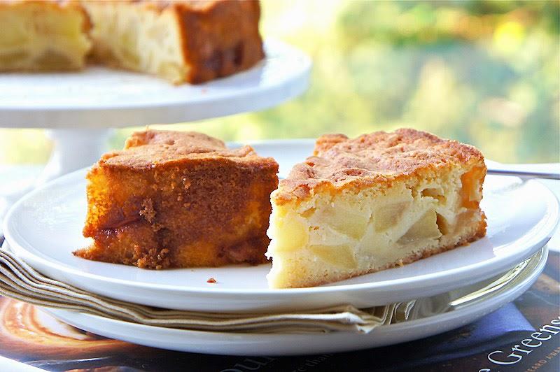 Food Marie Helene S Apple Cake