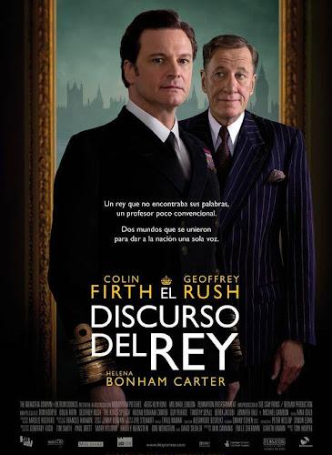 Mejor Película El discurso del rey oscar 2011
