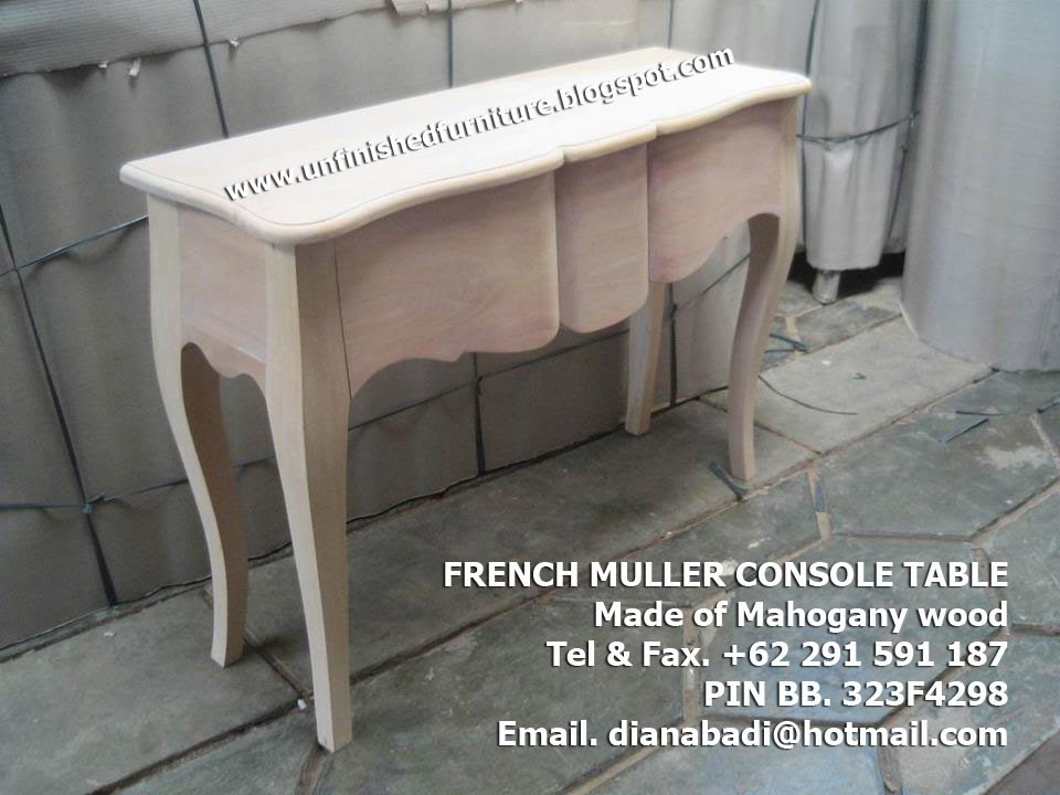 Jepara Supplier french style furniture, supplier mebel mentah unfinished french furniture mahoni jepara, indonesia french classic furniture