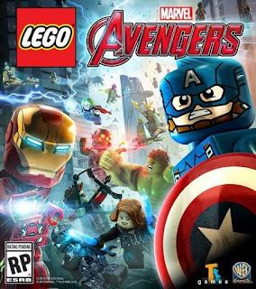 Download - LEGO Marvels Avengers - PC [Torrent]