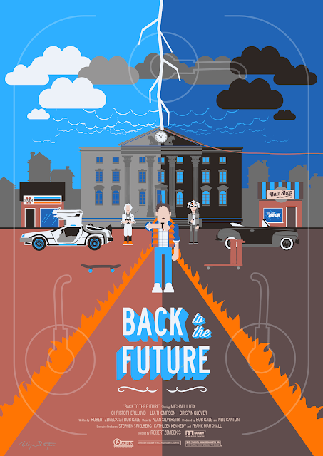 80s Movies - Back to the Future