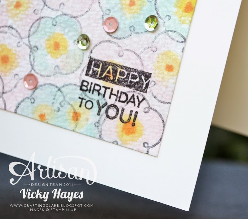 Amazing Birthday by Stampin' Up is available to buy online from my Stampin' Up shop