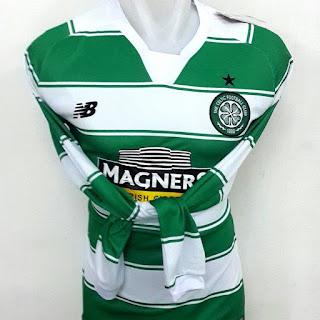 gamabr desain terbaru photo kamera Jersey lengan panjang Celtic home terbaru musim 2015/2016 di enkosa sport kualitas grade ori made in thailand