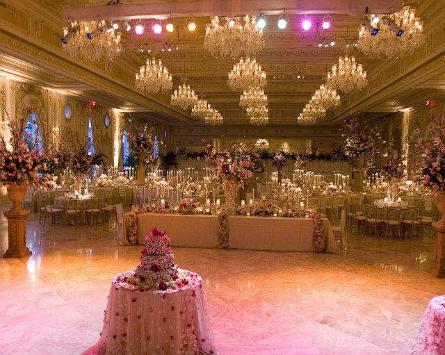 How does david tutera pay for all of those weddings?