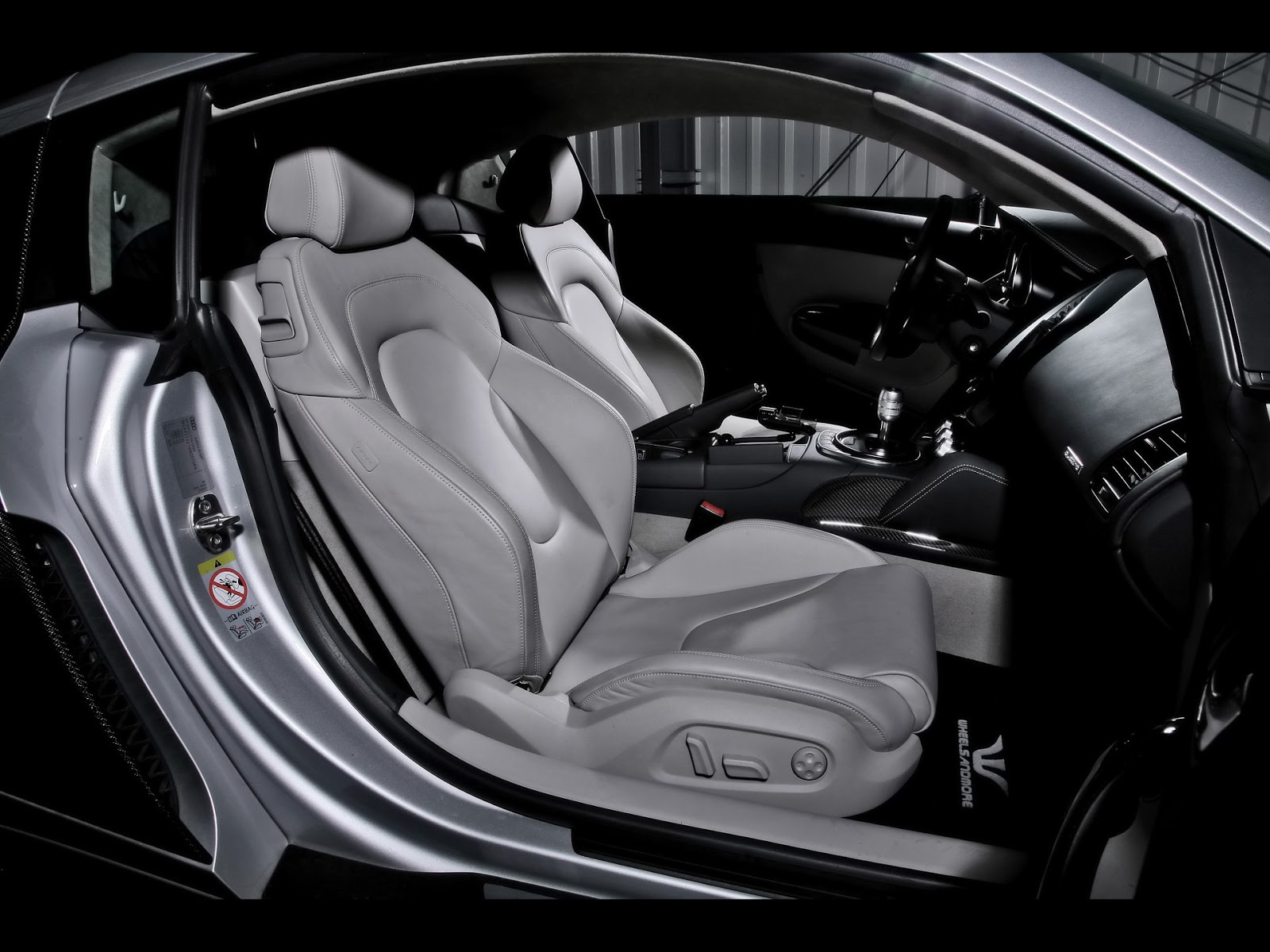 Audi R8 Interior Wallpapers