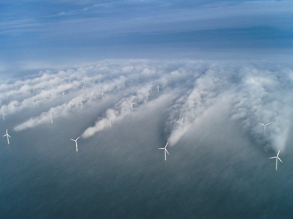 global wind energy map and further developing wind power technologies