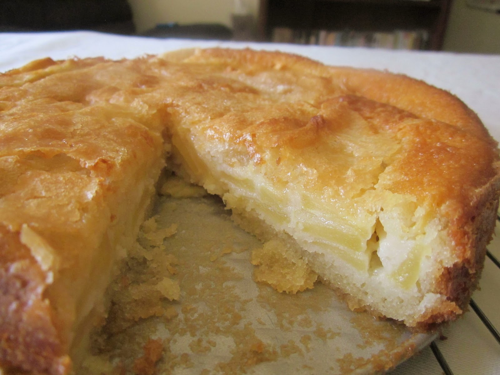 French Apple Cake ( adapted slightly from original recipe ) Published ...