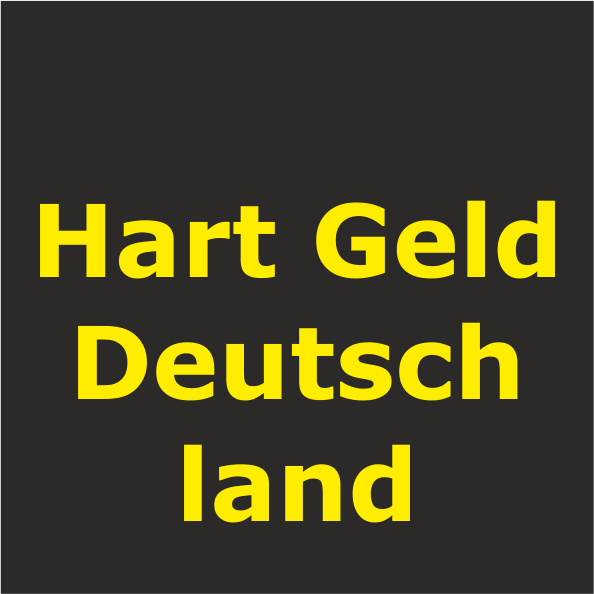 Hartgeld Deutschland