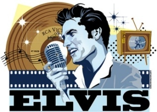 Oscar Baron, Elvis Presley & Other Elvis Impersonators