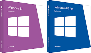 Download Final Version of Windows 8.1 for free now!