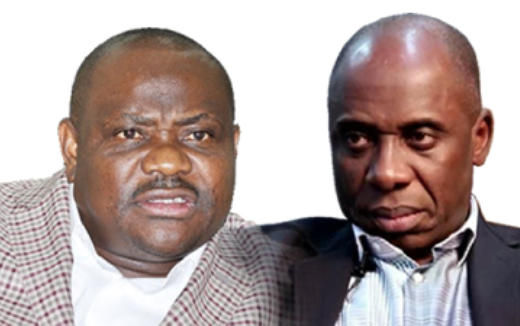Rivers State Governor, Wike Impounds Another Amaechi's Aide's Vehicle