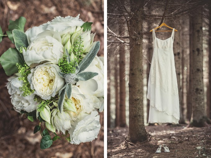 Woodland Boho Wedding by Bonnallie Brodeur