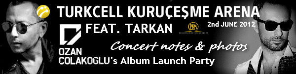 Kurucesme Album Launch Party
