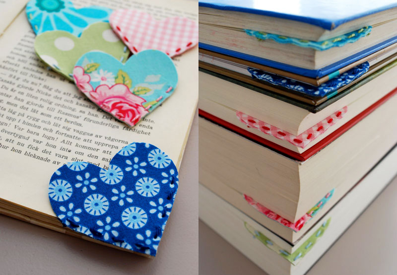 Populares DIY: Como fazer marcador para livro em feltro - Ariany Lippi CL46