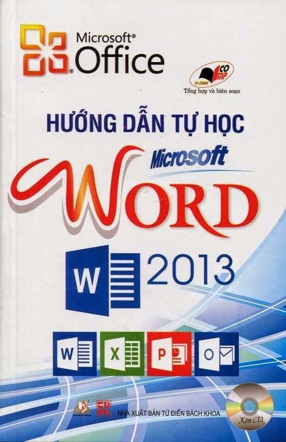 Giáo trình tự học Word 2013 tiếng Việt