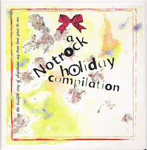 NOTROCK HOLIDAY COMPILATION (17 SONG CD) 2009