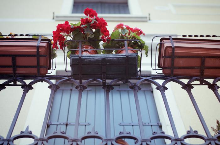 Italian Balcony, SimonJVMEDIA
