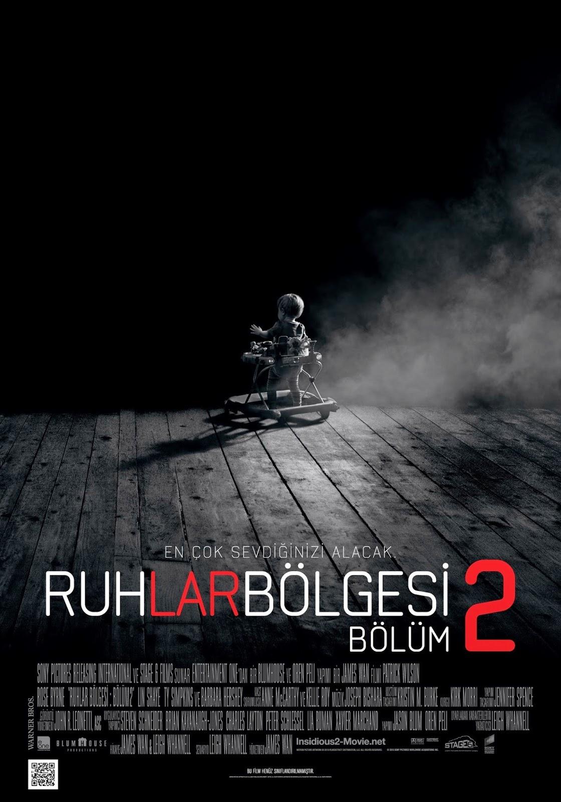 Ruhlar Bölgesi: Bölüm 2 (2013) 720p Film indir